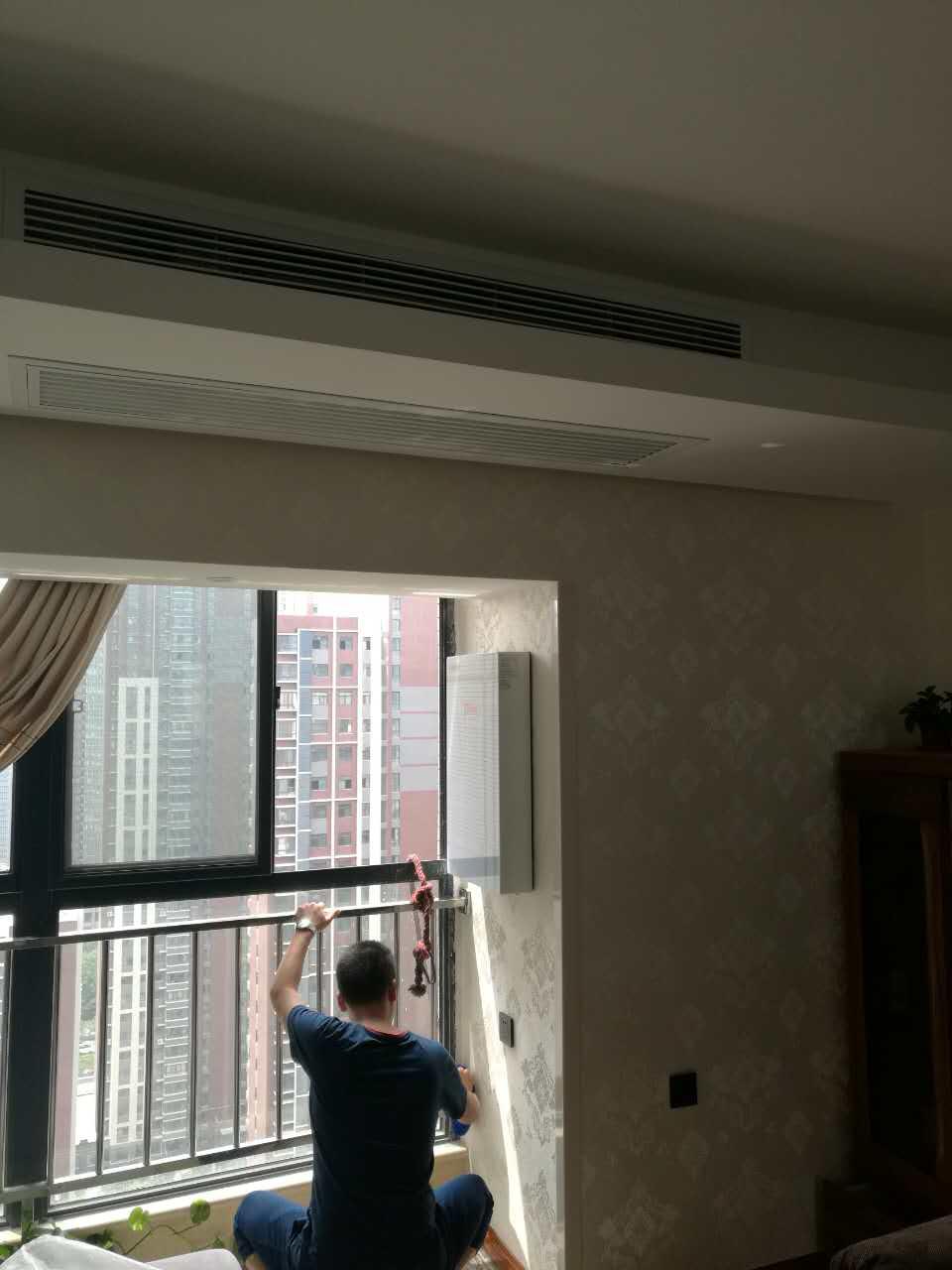 新风系统,家用新风系统
